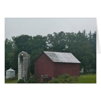 Upstateニューヨークの農場 カード