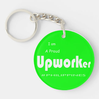 UpworkerフィリピンKeychain キーホルダー