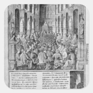Urban II法皇の再征服の神聖な墓室教会 スクエアシール
