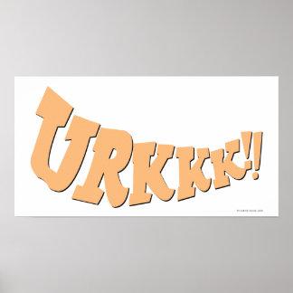 URKKK!! ポスター