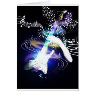 UROCK! 虹のギターの魔法 グリーティングカード
