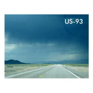 US-93 ポストカード