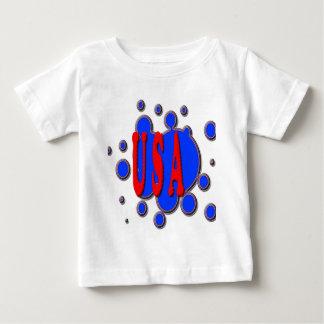 USA ベビーTシャツ