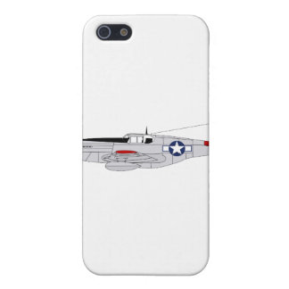 USAAF 332ndの戦闘機のグループ-赤い尾- Tuskegee iPhone 5 カバー