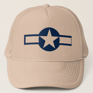 USAAFRoundel1943-1947 Airshowの帽子 キャップ