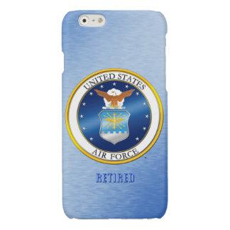 USAFの退職したでさまざまなiPhoneのケース 光沢iPhone 6ケース
