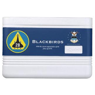 USAFA Cadet Squadron 28 Igloo Cooler Personalized クーラーボックス