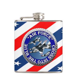 USAIRFORCEFANMERCHの空軍デザイン フラスク