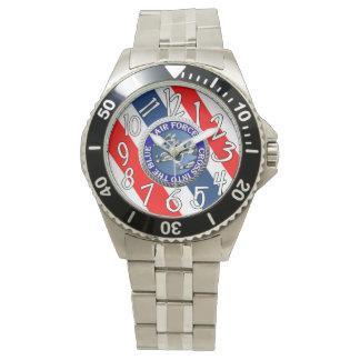 USAIRFORCEFANMERCHの空軍デザイン 腕時計
