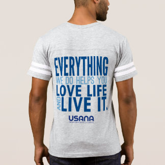 Usana: Cellular Nutrition Company Tシャツ