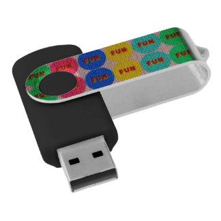 USBの抜け目がない運転者 USBフラッシュドライブ