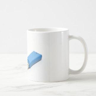 USBの親指ドライブ コーヒーマグカップ