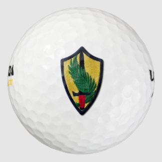USCENTCOM CENTCOMの中央命令MacDill AFB ゴルフボール
