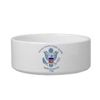USCGの旗の紋章 ボウル