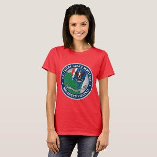 USCG補助北のヴァージニア Tシャツ