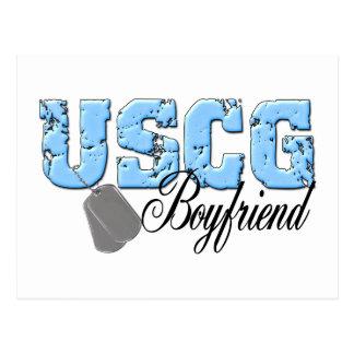 uscg99boyfriend2 ポストカード