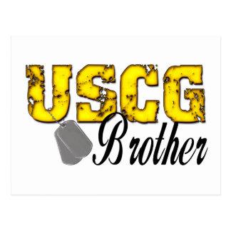 uscg99brother ポストカード