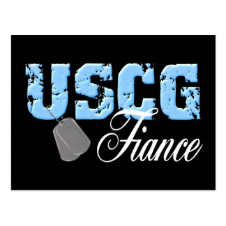 uscg99fiance2blk ポストカード