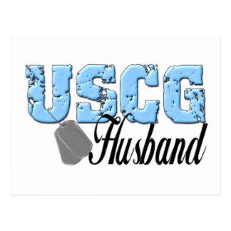 uscg99husband3 ポストカード