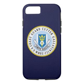 USCGCのギャラティンWHEC-721 iPhone 8/7ケース