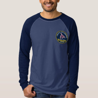 USCGCのプラタナスWLB-209 Tシャツ