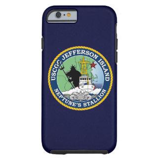 """USCGCジェファーソンの島WPB-1340 """"濃紺"""" ケース"""
