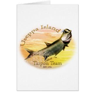 Useppaの島のターポンのチームプロダクト カード