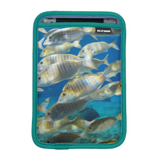 Ushakaの海洋の世界、ダーバンのアクアリウム iPad Miniスリーブ