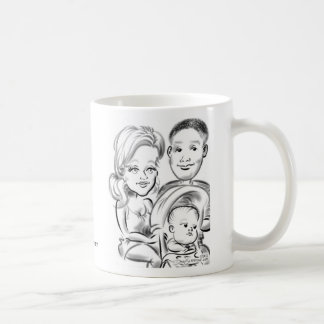 USMCの風刺漫画のマグ2 コーヒーマグカップ