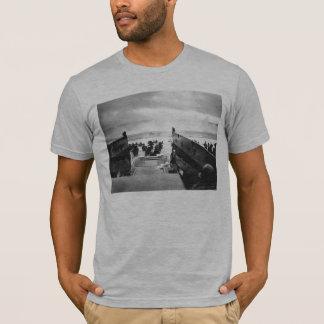USMCノルマンディーのビーチ Tシャツ