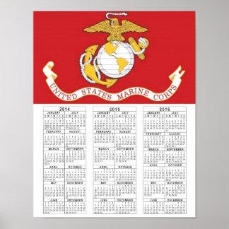 USMC ポスター