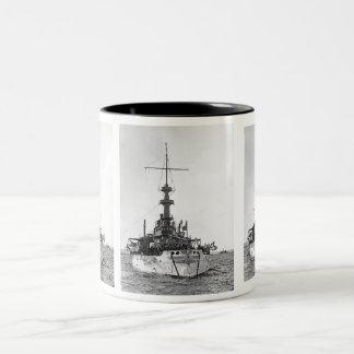USSインディアナ ツートーンマグカップ
