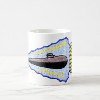 USSオマハSSN692 コーヒーマグカップ