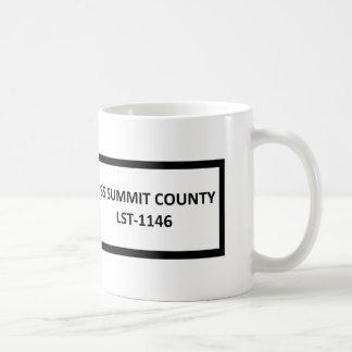 USSサミット郡ベトナム戦争の退役軍人 コーヒーマグカップ