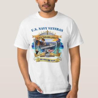 USSタラワ1975-1979年 Tシャツ