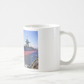 USSダニエル・ブーン コーヒーマグカップ