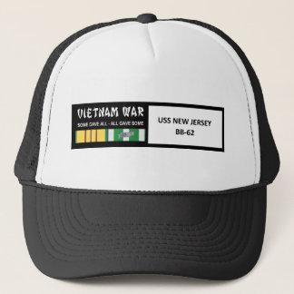 USSニュージャージーベトナム戦争の退役軍人 キャップ
