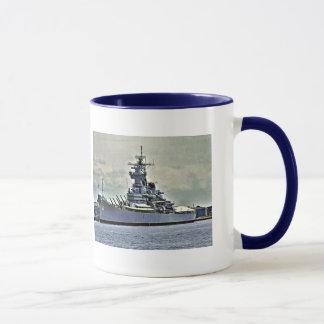 USSニュージャージー マグカップ
