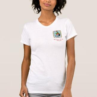 USSパサデナの連続したワイシャツ Tシャツ