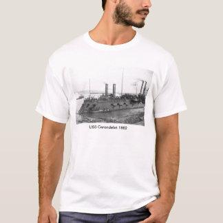 USS Carondelet Tシャツ