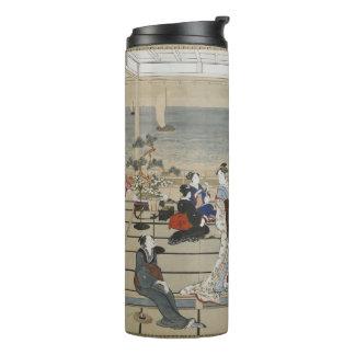 Utamaroの日本のな芸術のタンブラー タンブラー