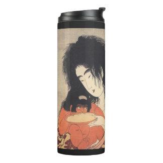 Utamaroの芸術のタンブラー タンブラー