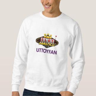 UTtoyfanカンザスシティM&Gのワイシャツ スウェットシャツ