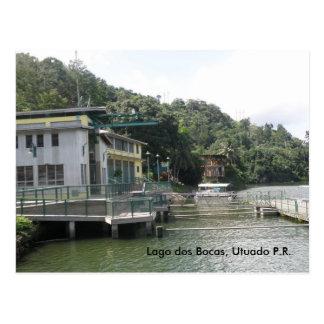 utuadodosbocas2009 (12)、Lago dos Bocas、Utuado… ポストカード