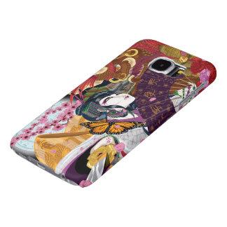 UzumeおよびOniの銀河系S6の箱 Samsung Galaxy S6 ケース