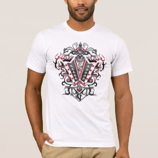 V国家 Tシャツ
