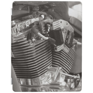 V対のモーターバイクエンジンのiPadカバー iPadスマートカバー