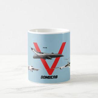 V爆撃機のマグ コーヒーマグカップ