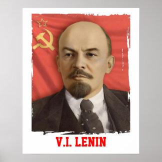V.I. レーニンポスター ポスター