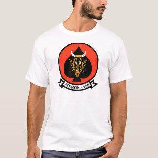 VA-196 Thundercatsの攻撃の艦隊 Tシャツ
